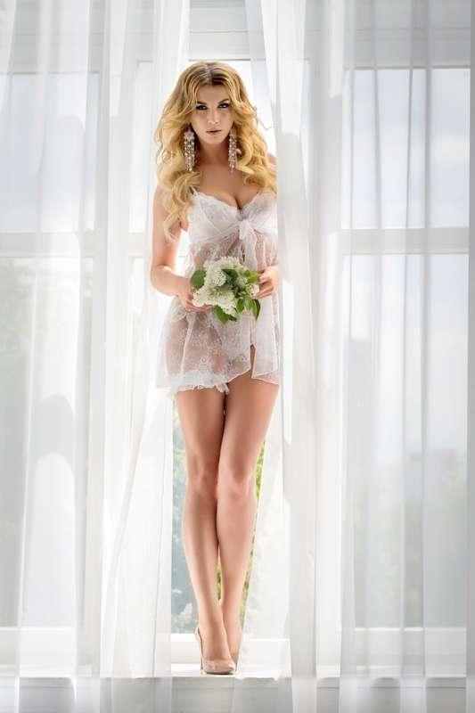 свадебное бельё verally