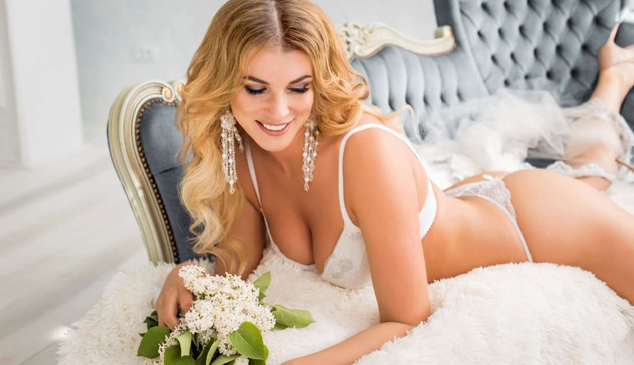 бельё для невест verally